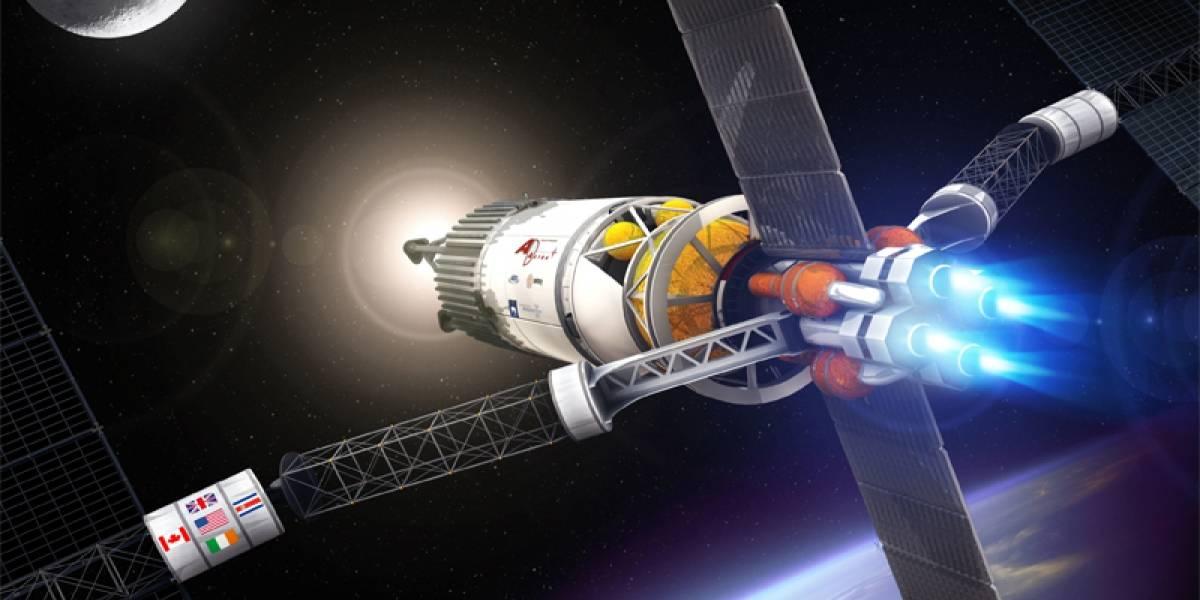 NASA probará los cohetes VASIMR en la Estación Espacial Internacional