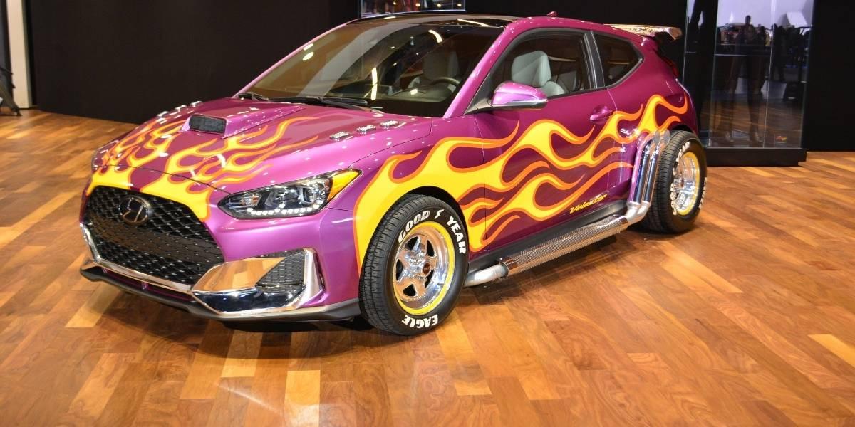 """Hyundai Veloster se suma a la película """"Ant-Man and The Wasp"""""""