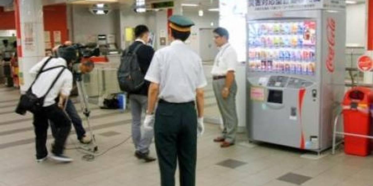 En Japón las máquinas expendedoras regalarán bebidas... durante las emergencias