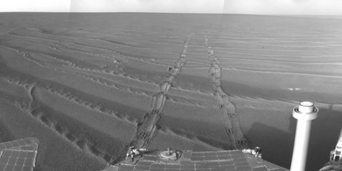 Imperdible: Cinco años desde la llegada de los MERs a Marte