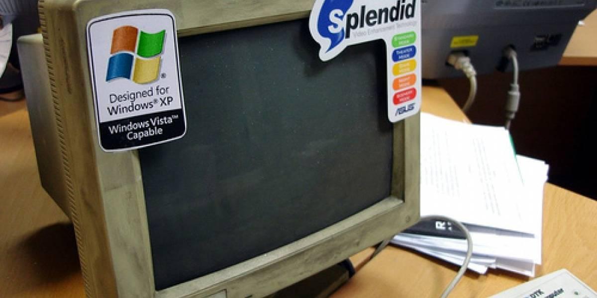Se confirma que Microsoft engañó a los usuarios con logo de Vista