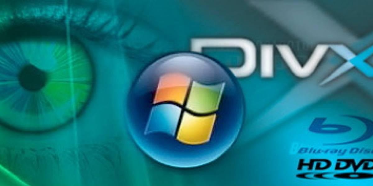 Windows 7 tendrá soporte nativo de DivX