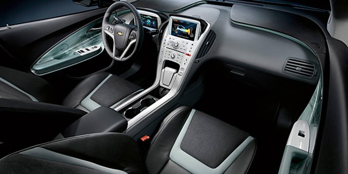Chevrolet Volt será el primer auto con Android