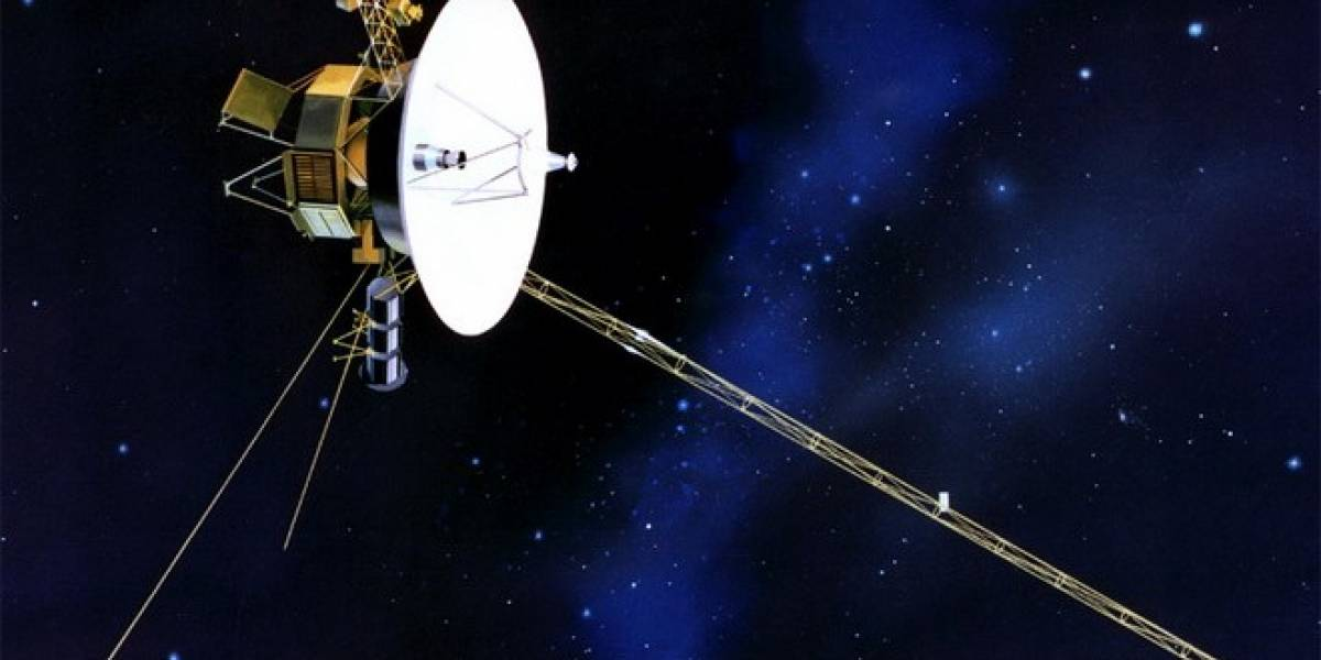 Evidencia apunta a que el Voyager 1 es la primera nave humana en salir del sistema solar