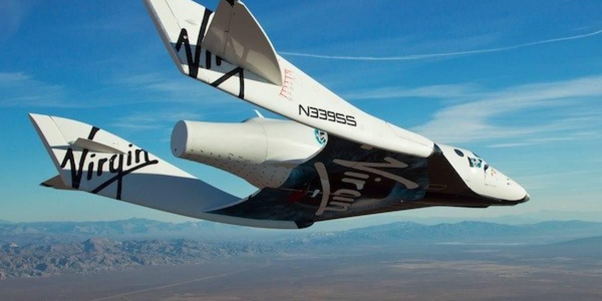 Científicos volarán al espacio en nave de Virgin Galactic