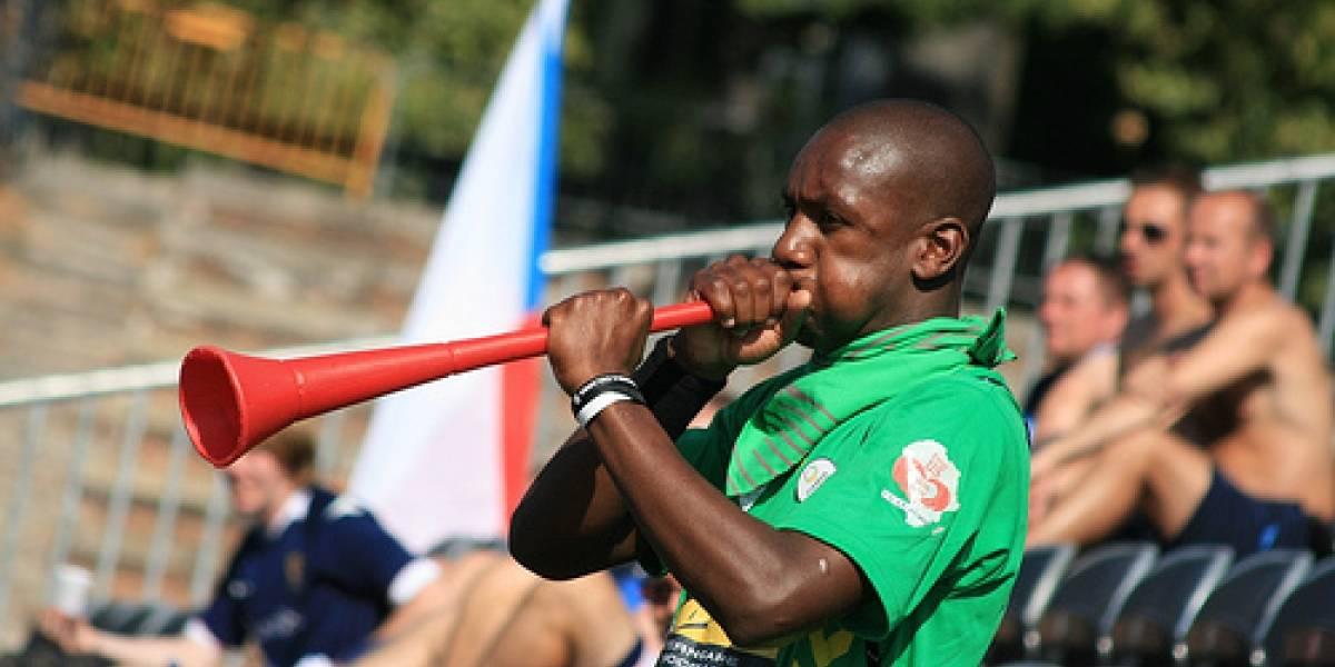 Cómo eliminar el ruido de la Vuvuzela de los partidos del Mundial