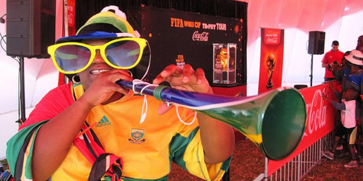 Agrega el dulce sonido de la Vuvuzela a cualquier sitio web que visites