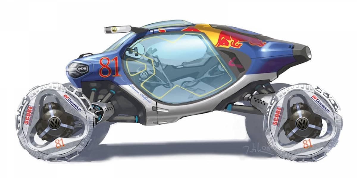 Volkswagen Bio Runner: El Concepto para el 2025