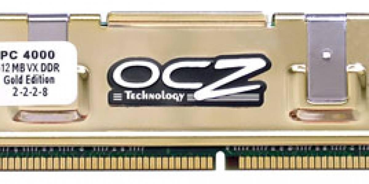 Sólo OCZ supera a OCZ