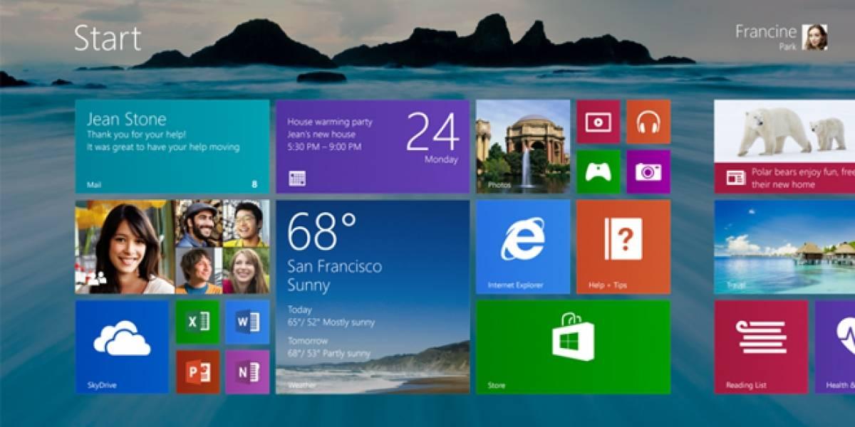Todo lo que esperamos ver de Windows 8.1 este 26 de junio