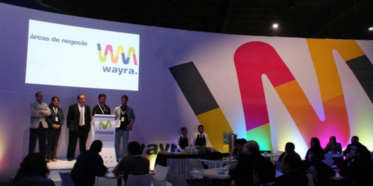 Proyecto Wayra arranca su segunda convocatoria en España
