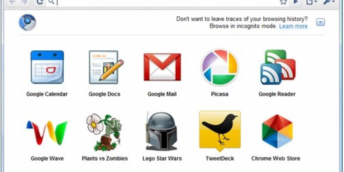 Google presenta su tienda de aplicaciones Chrome Web Store