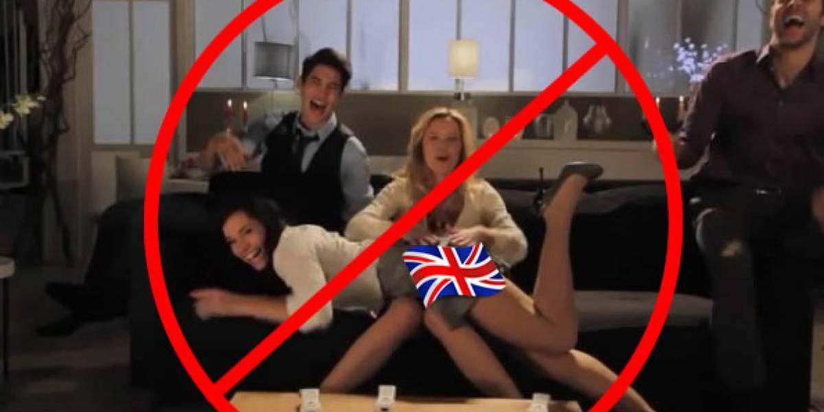 """Ubisoft decide no publicar su juego """"pro-swingers"""" en Reino Unido"""