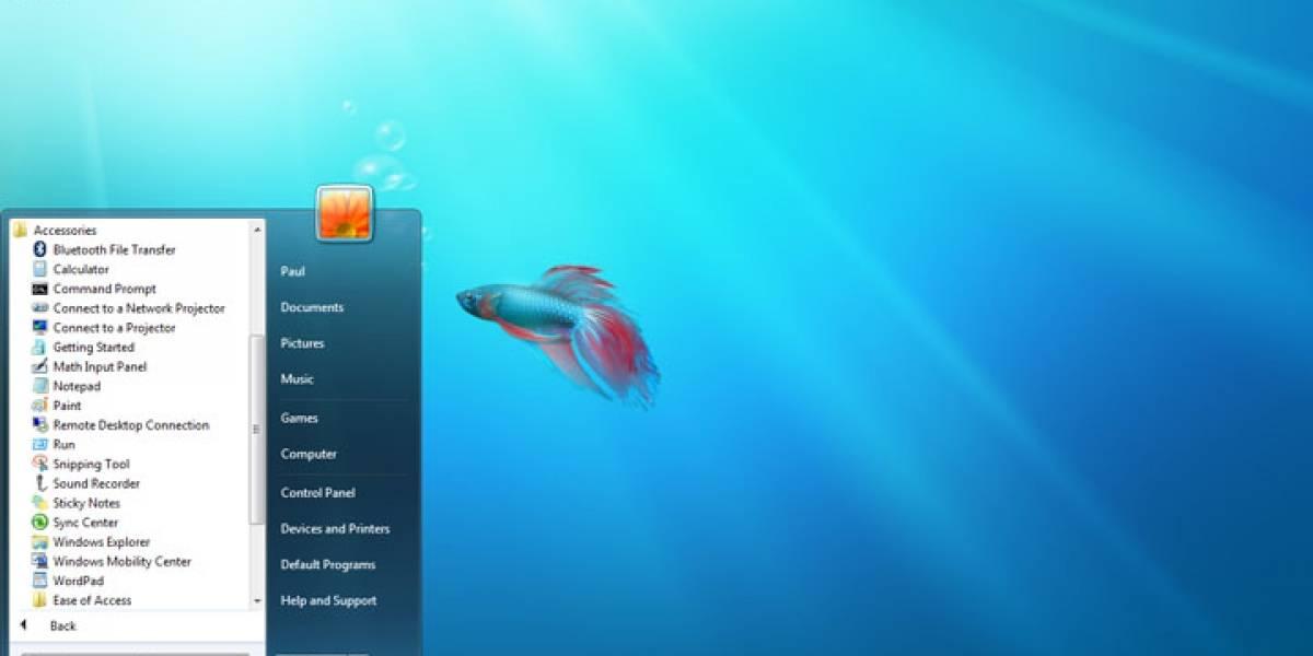 Hoy Microsoft Windows 7 RC para suscriptores de MSDN y TechNet