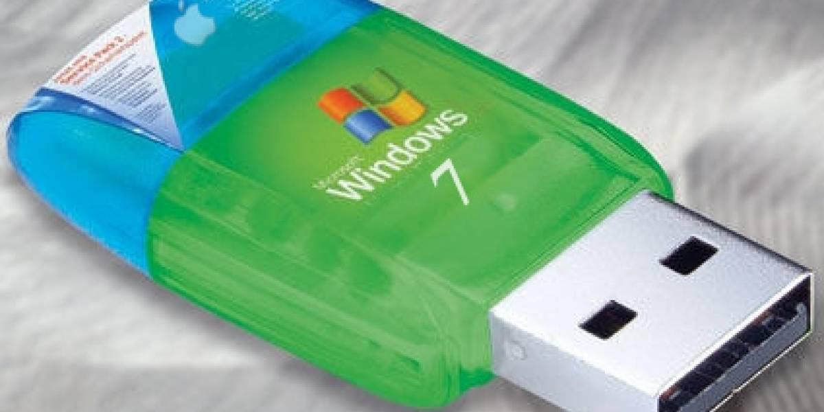Instala Windows 7 desde una memoria USB