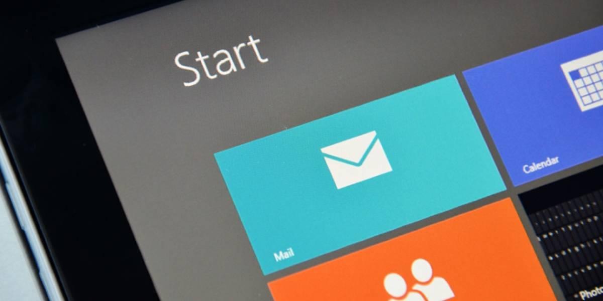 Microsoft actualiza Windows 8 antes del Service Pack 1