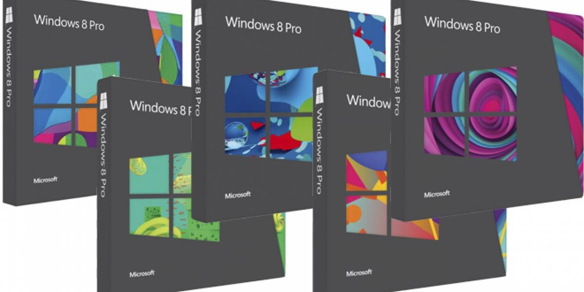 Microsoft ya está vendiendo anticipadamente Windows 8