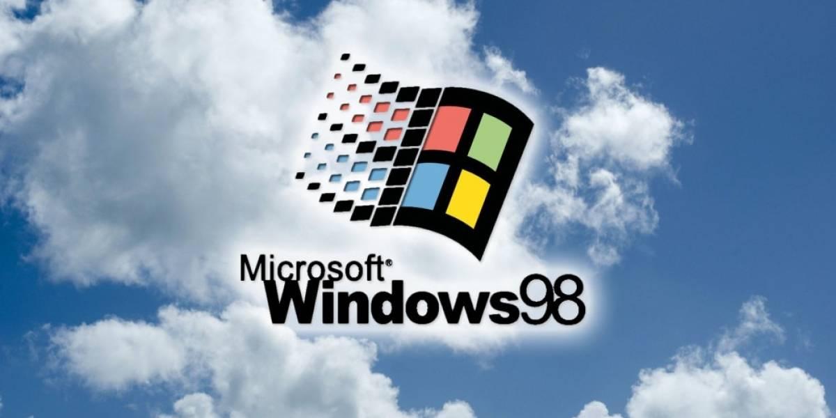 Hoy hace 15 años se lanzó Windows 98