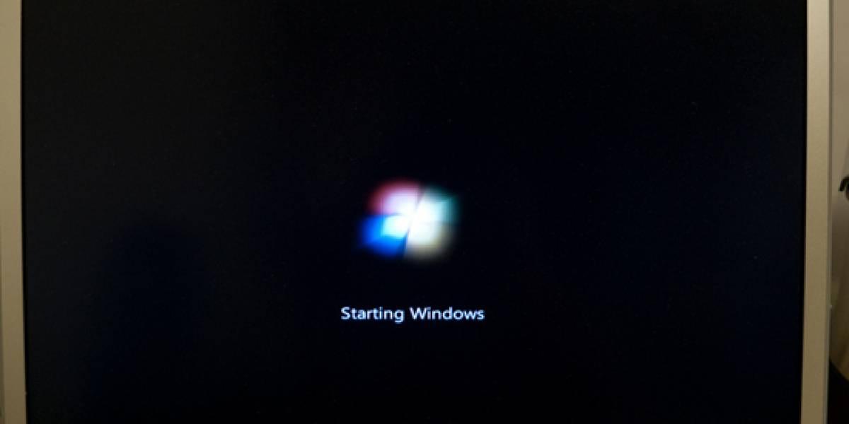 Windows 7 en una MacBook Pro