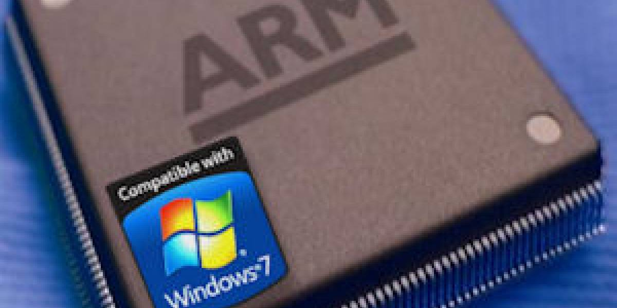 Futurología: Windows 7 tendría soporte para procesadores ARM