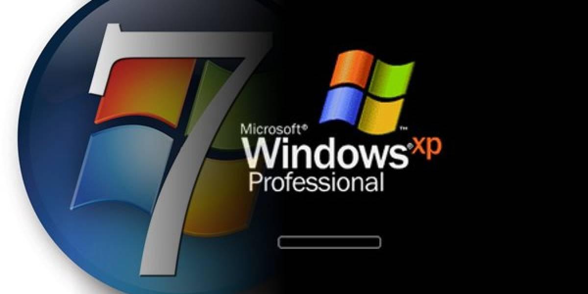 Microsoft extiende downgrade a Windows XP hasta el 2020