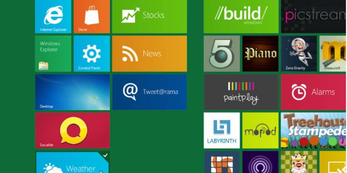 """Futurología: Windows 8 podría ser """"irrelevante"""" para el usuario de PC"""