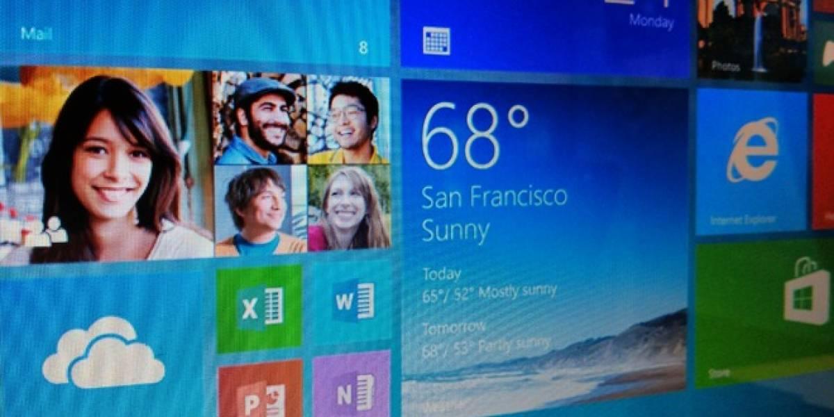 Los fabricantes de PC recibirán Windows 8.1 a finales de agosto