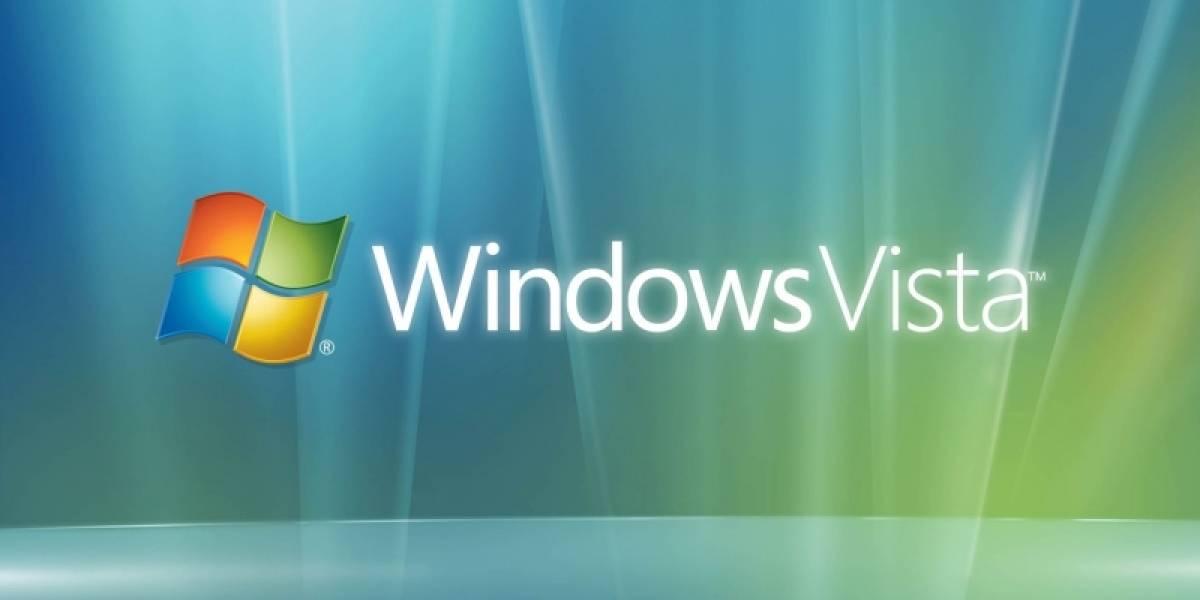 Microsoft dejará de ofrecer soporte para Windows Vista SP1 a partir de julio