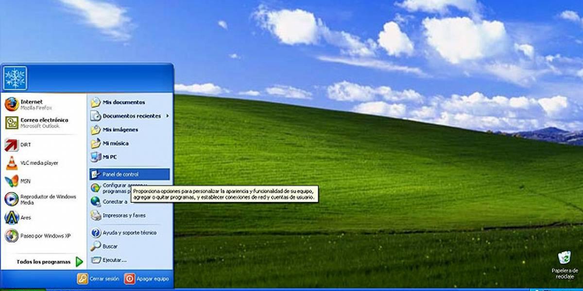 A Windows XP le quedan menos de 800 días de vida