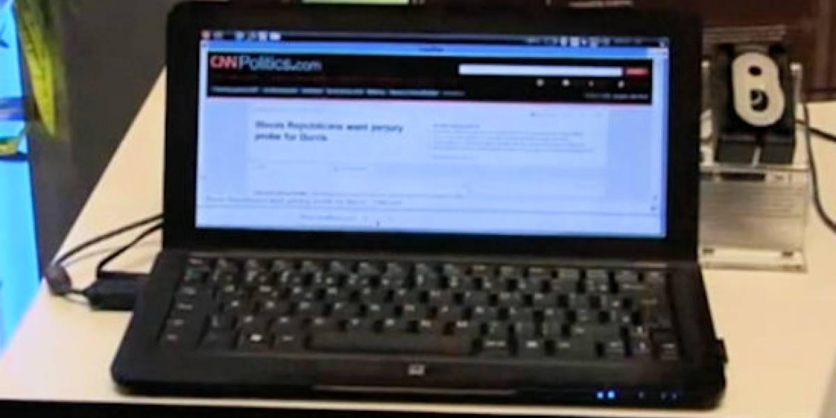 Wistron FirstBook: El primer netbook con procesador Snapdragon