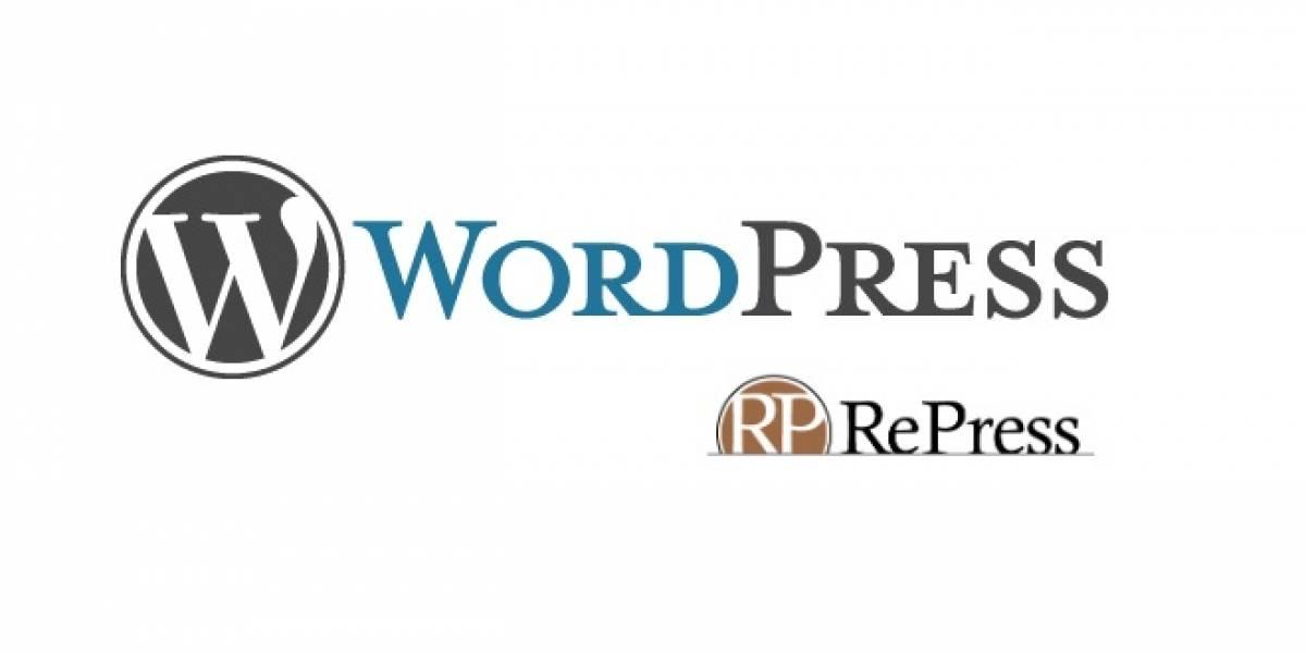 WordPress ahora tiene a RePress, un plugin para acceder a sitios bloqueados