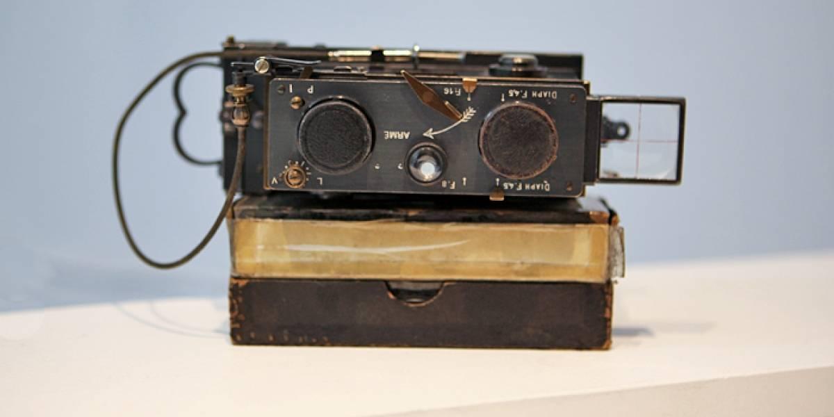 Descubren fotografías nunca antes vistas de la Primera Guerra Mundial en 3D