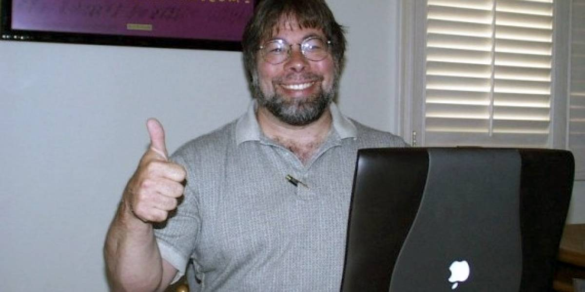 Steve Wozniak encontró trabajo