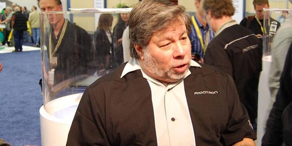 Steve Wozniak quiere nacionalizarse australiano