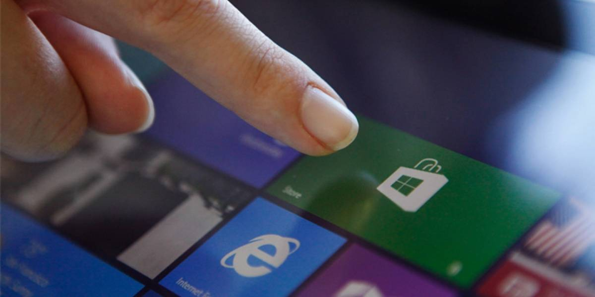 Windows Store para Windows 8 alcanza las 100.000 aplicaciones