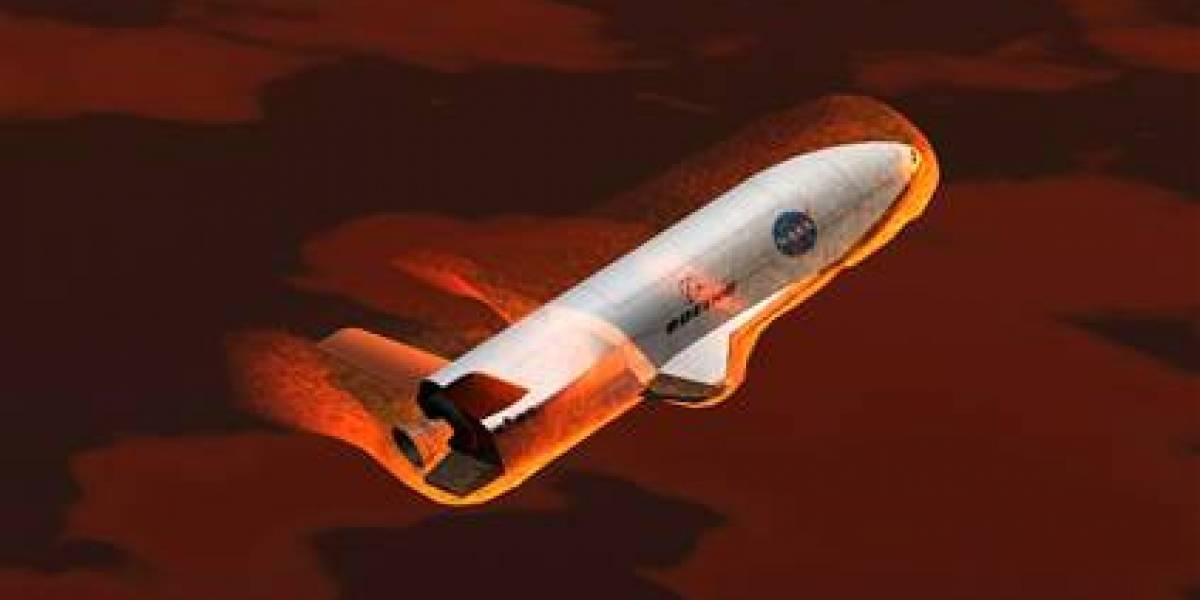 Fuerza Aérea de Estados Unidos prepara el aterrizaje de su transbordador X-37B OTV-1