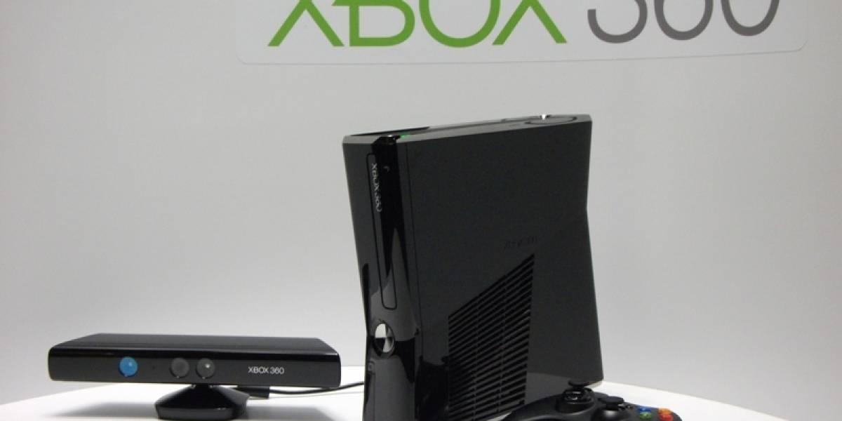 Primera mirada a la Xbox 360 S
