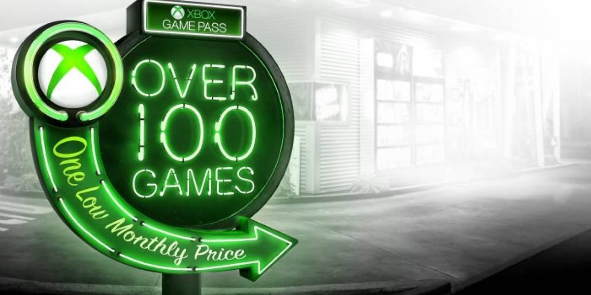 Xbox Game Pass, el servicio que podría cambiar la forma de vender videojuegos