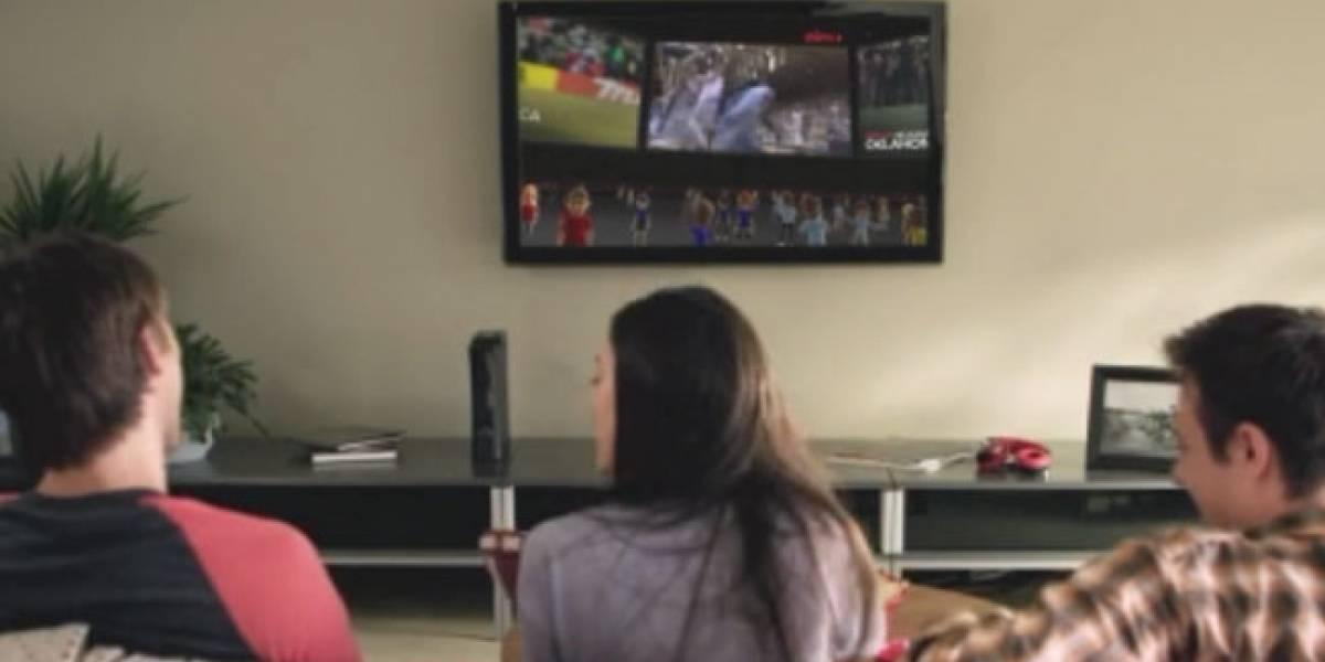 España: El servicio de TV de Telefónica se integra a Xbox 360 y se controlará con Kinect
