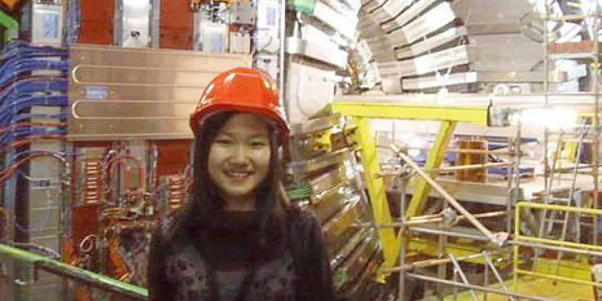 Una estudiante de Princeton encuentra un error en el algoritmo del LHC