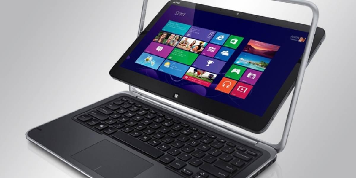 Dell pone a la venta su notebook híbrido XPS 12 Duo