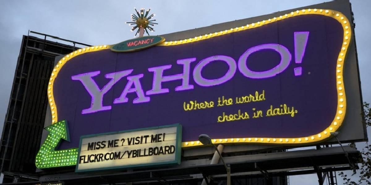 Bostock y otros tres directores de Yahoo confirmaron su salida de la compañía