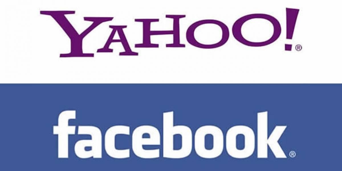 Yahoo! lanza senda demanda contra Facebook por violación de 10 patentes