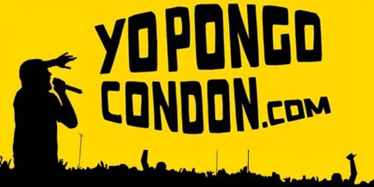 """""""Yo pongo condón"""" ya es un éxito en Internet"""