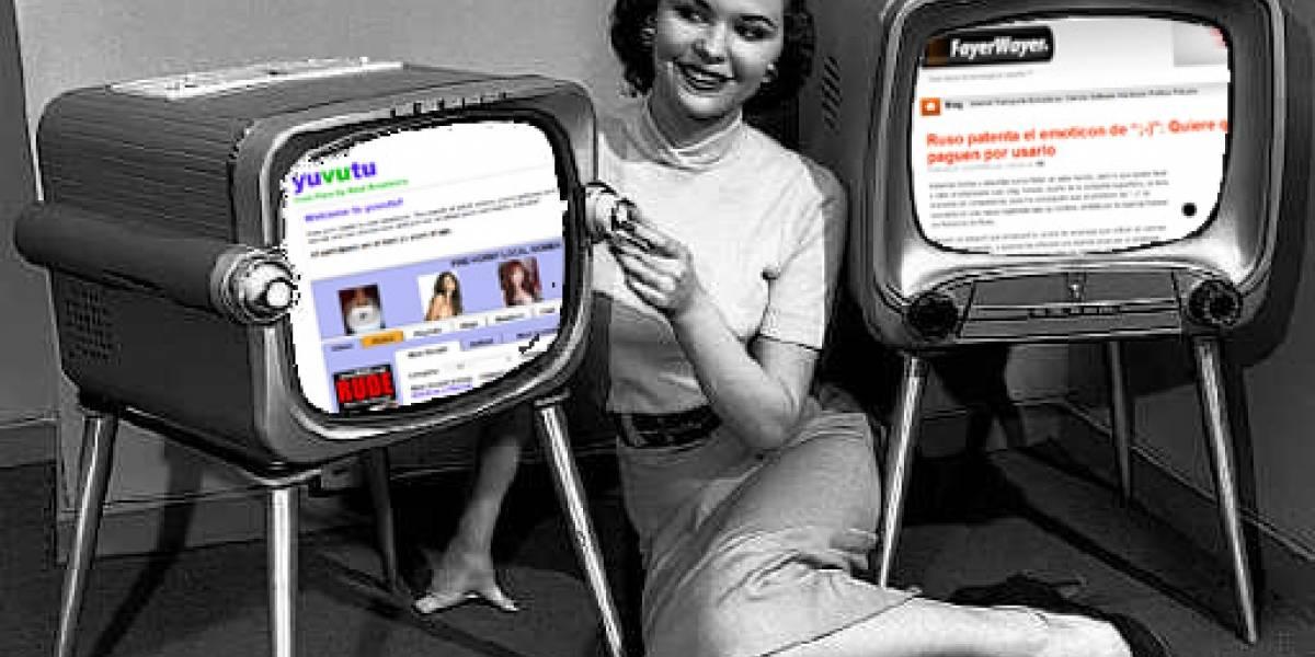 Los Españoles consumen más Internet que Televisión