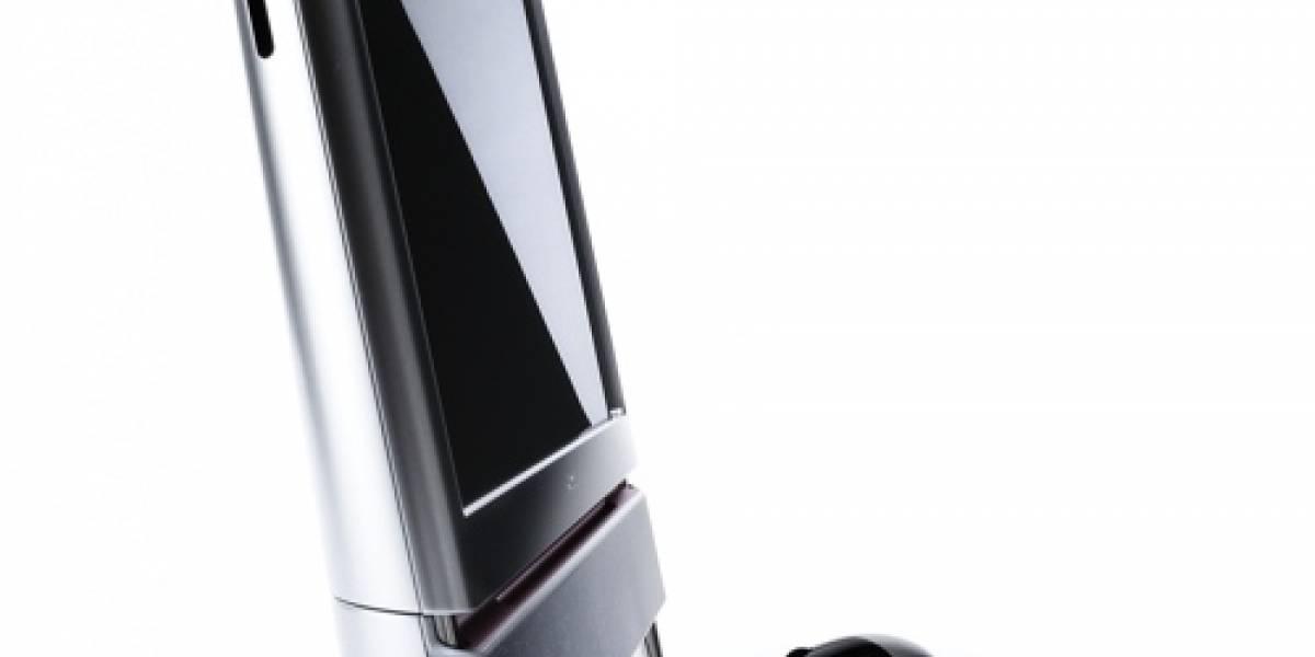 Aspire Z5600: La PC todo-en-uno con pantalla táctil de Acer