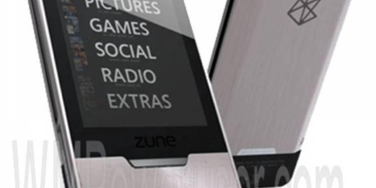 Futurología: Se filtran las especificaciones del Zune HD