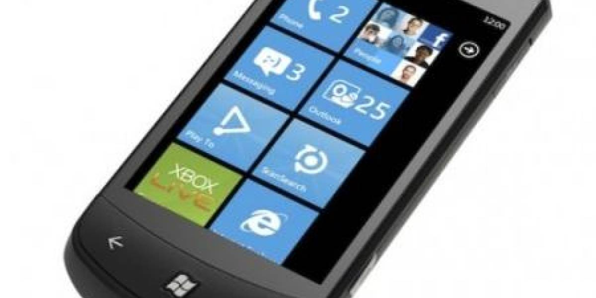 México: Lanzan Windows Phone 7