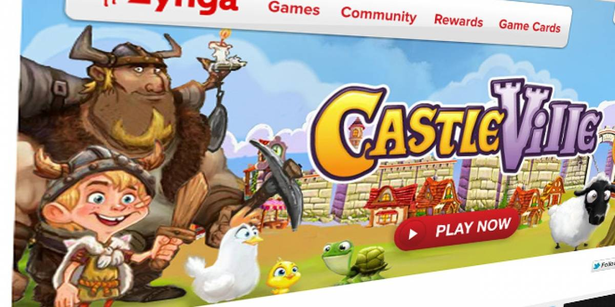 Zynga intenta independizarse de Facebook con su propio sitio web