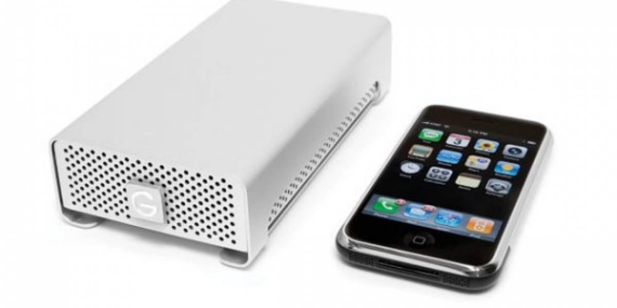 G-DRIVE: Almacenamiento SSD externo para profesionales
